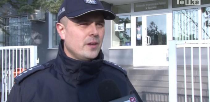 Policja szuka nożownika