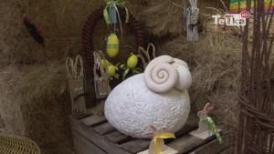 największe wielkanocne jaja w Tczewie