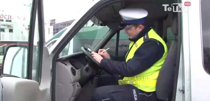 kontrola przewoźników