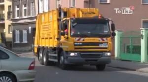 odbiór odpadów komunalnych, śmieci