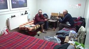 pomagali bezdomnym