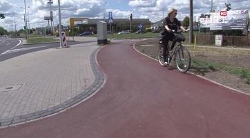 rowerem na Górki