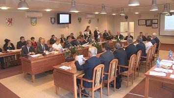 sesja rady powiatu