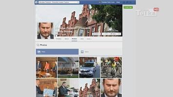 prezydent na Facebooku
