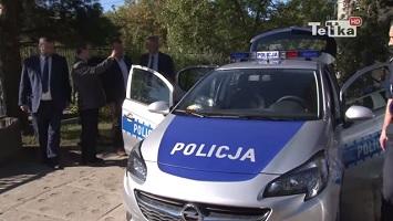 policyjne auta