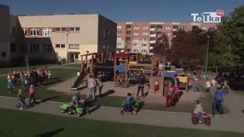 plac zabaw przedszkole nr 8