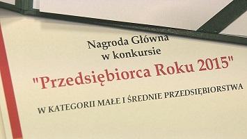 Telkab Przedsiębiorca Roku 2015