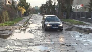ulice do remontu
