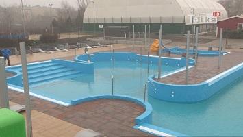 baseny odkryte zmodernizowane