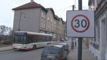 na ulicy Zamkowej