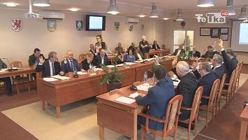marcowa sesja rady powiatu