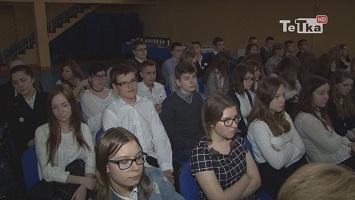 chrzest Polski w Gimnazjum nr 1