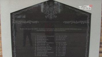 tablica na ul. Lecha