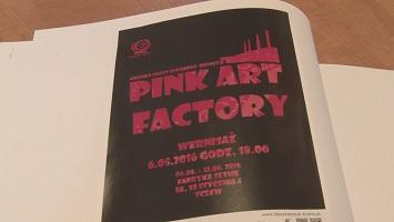 pink art factory