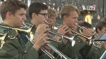 harcerska orkiestra dęta