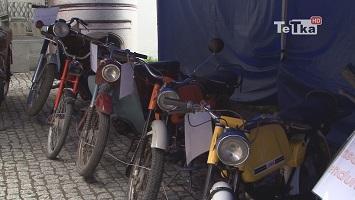 wystawa starych motocykli