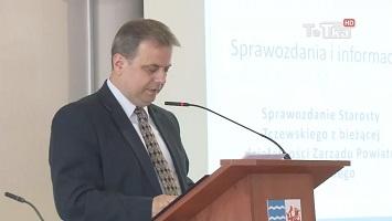 absolutorium Tadeusza Dzwonkowskiego