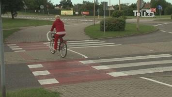 bezpieczne przejazdy rowerowe