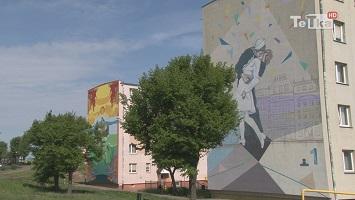 pomysły na mural