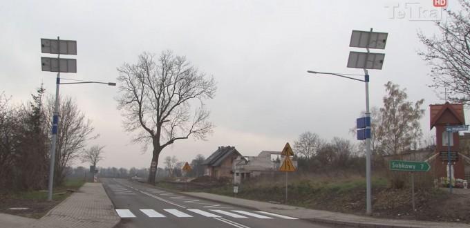 droga przez Bałdowo