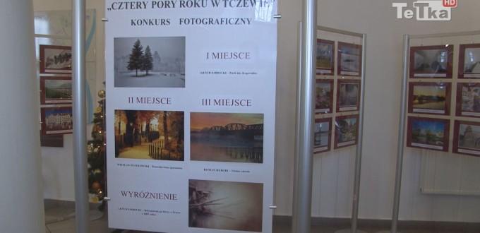 cztery pory roku w Tczewie