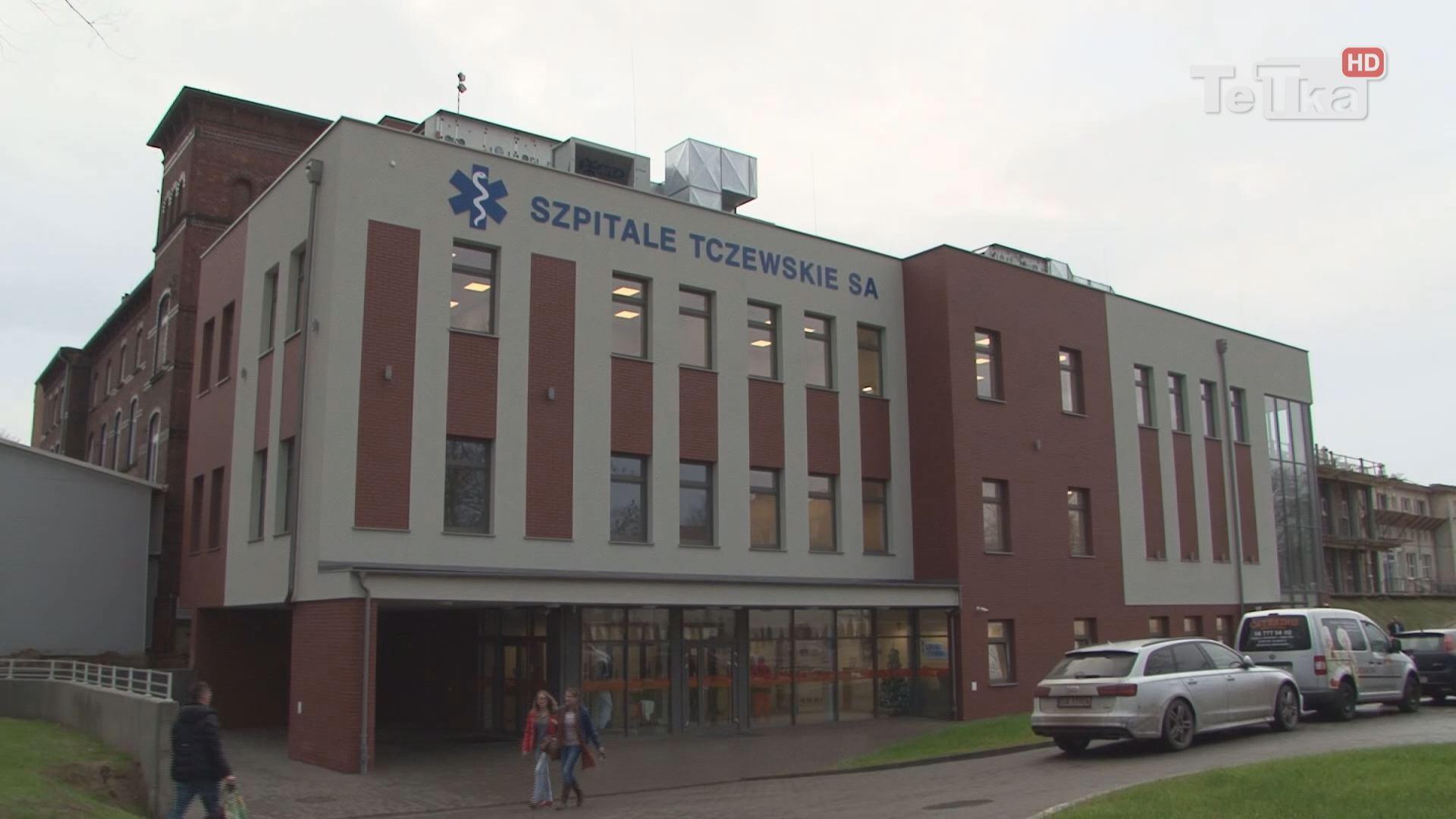 sieć szpitali