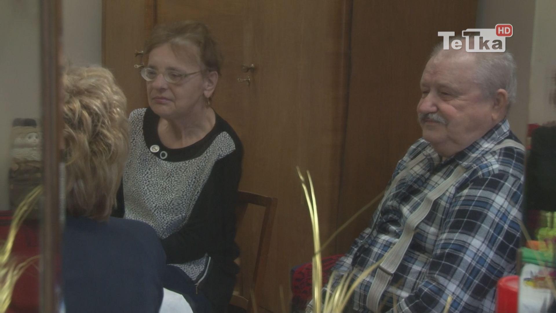 pokój babci i dziadka