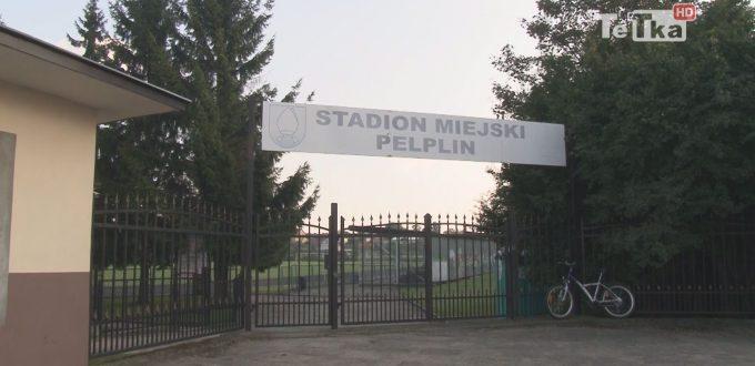 stadion w Pelplinie