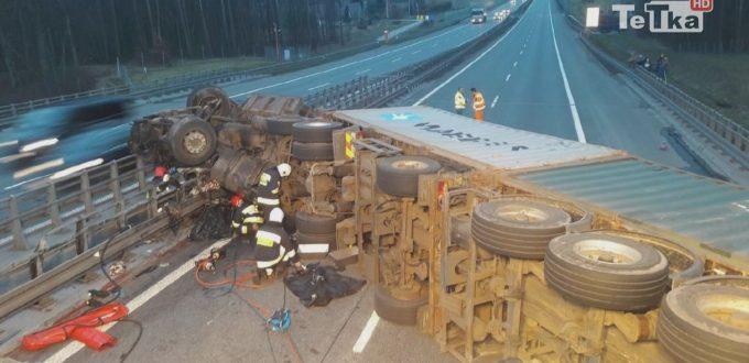 śmierć na autostradzie A1