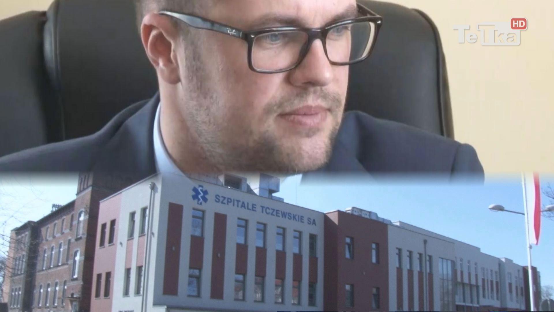 szpitale tczewskie