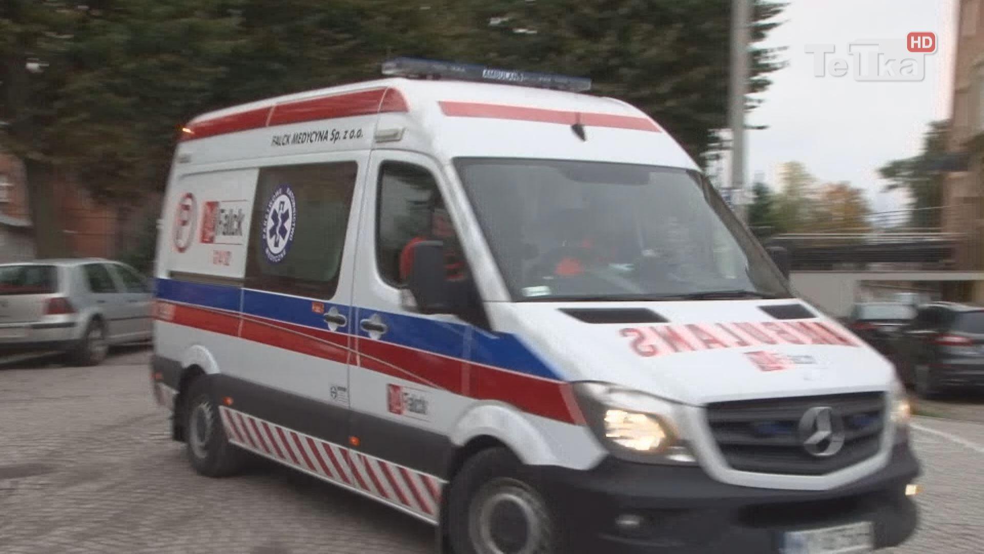 79-latek zmarł na ulicy