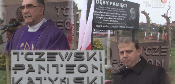 tczewski panteon katyński
