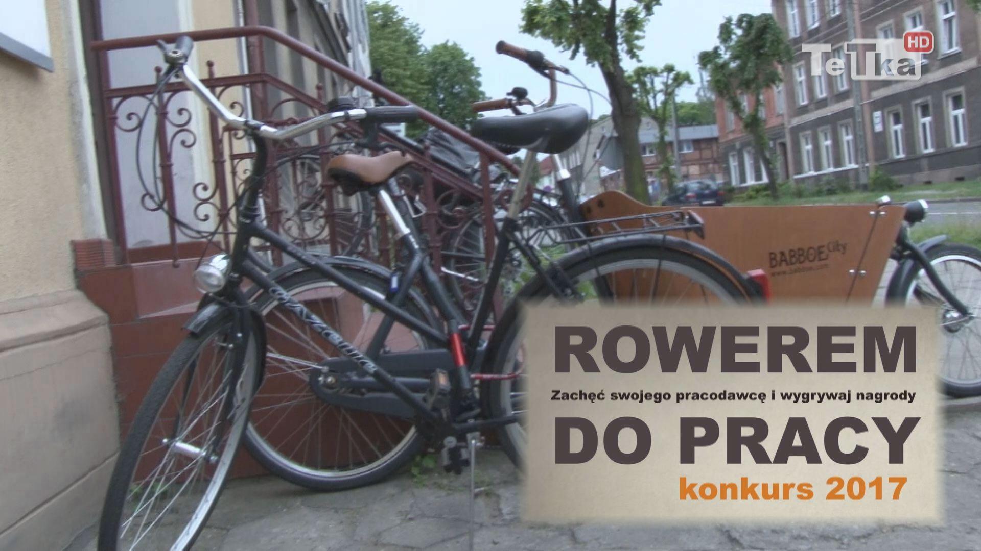rowerem do pracy