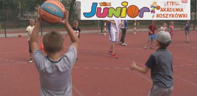 letnia akademia koszykówki
