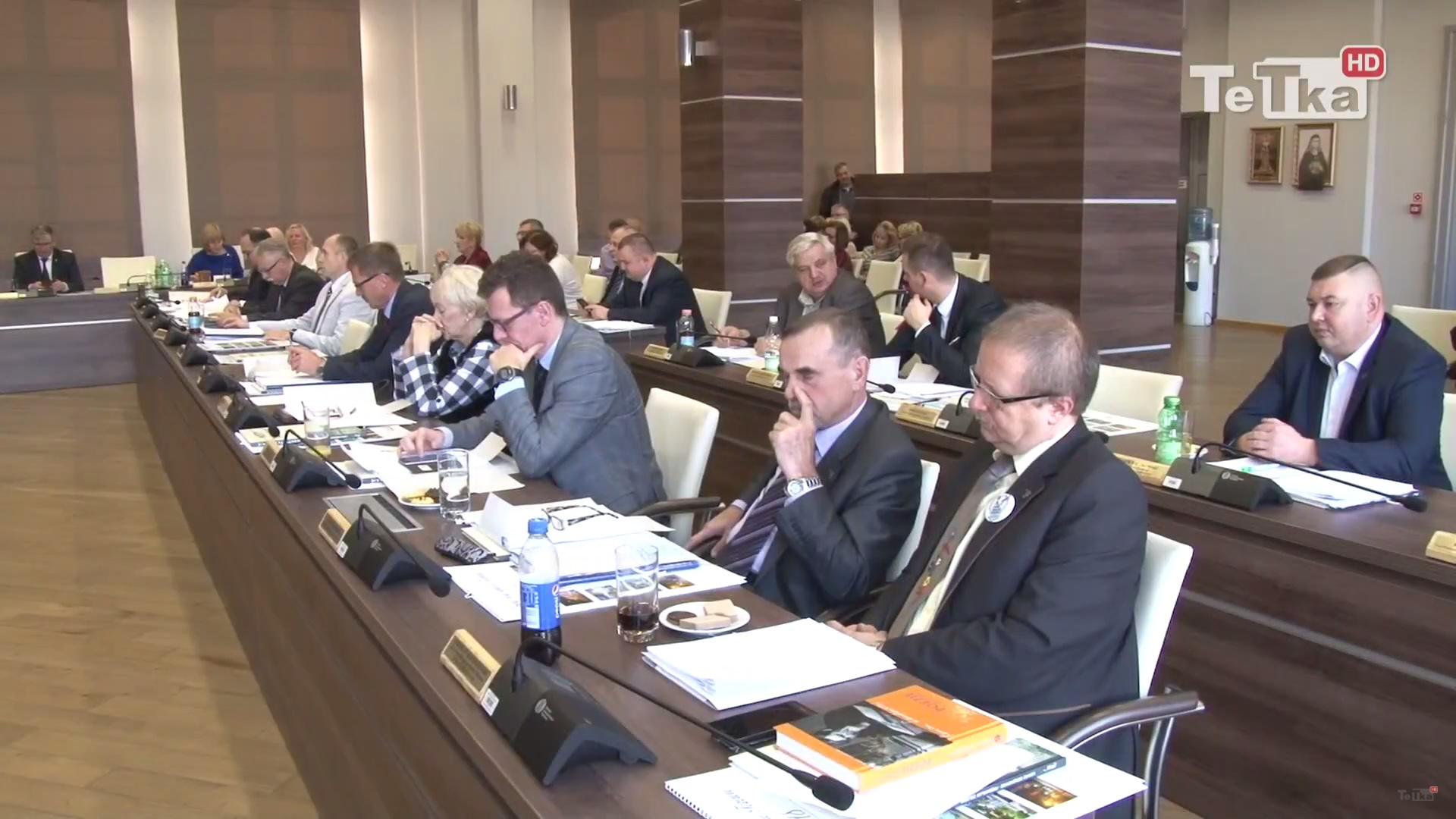 Listopadowa sesja rady miasta