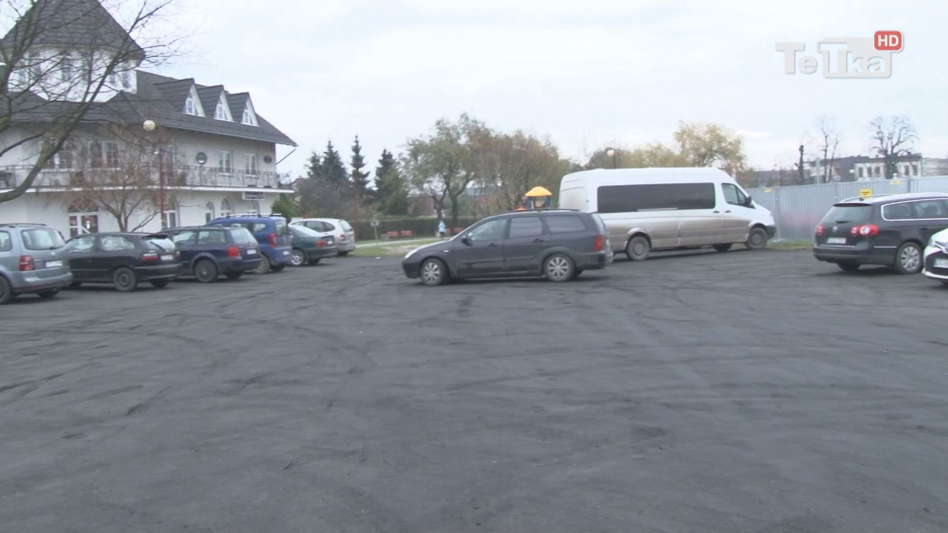 Będzie parking przy ulicy Saperskiej