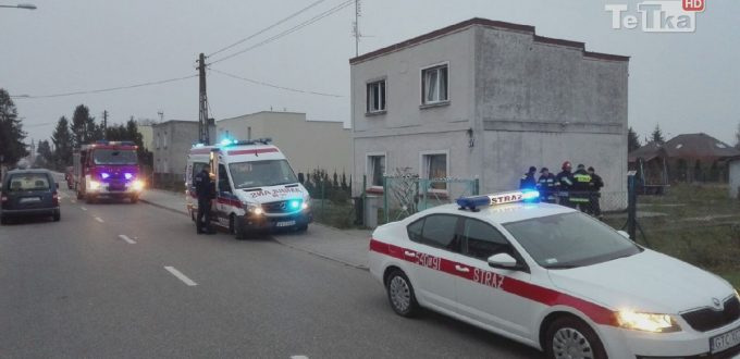 Tragedia na osiedlu Staszica