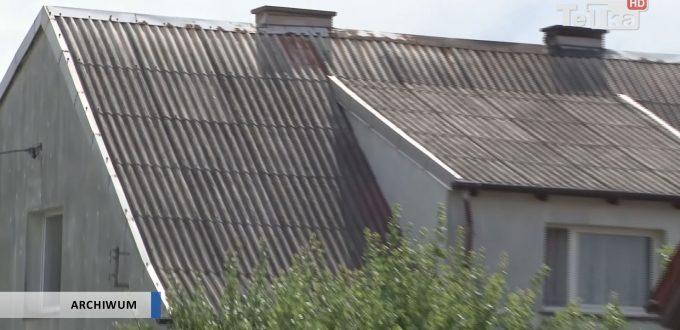 Lepszy dach nad głową bez azbestu
