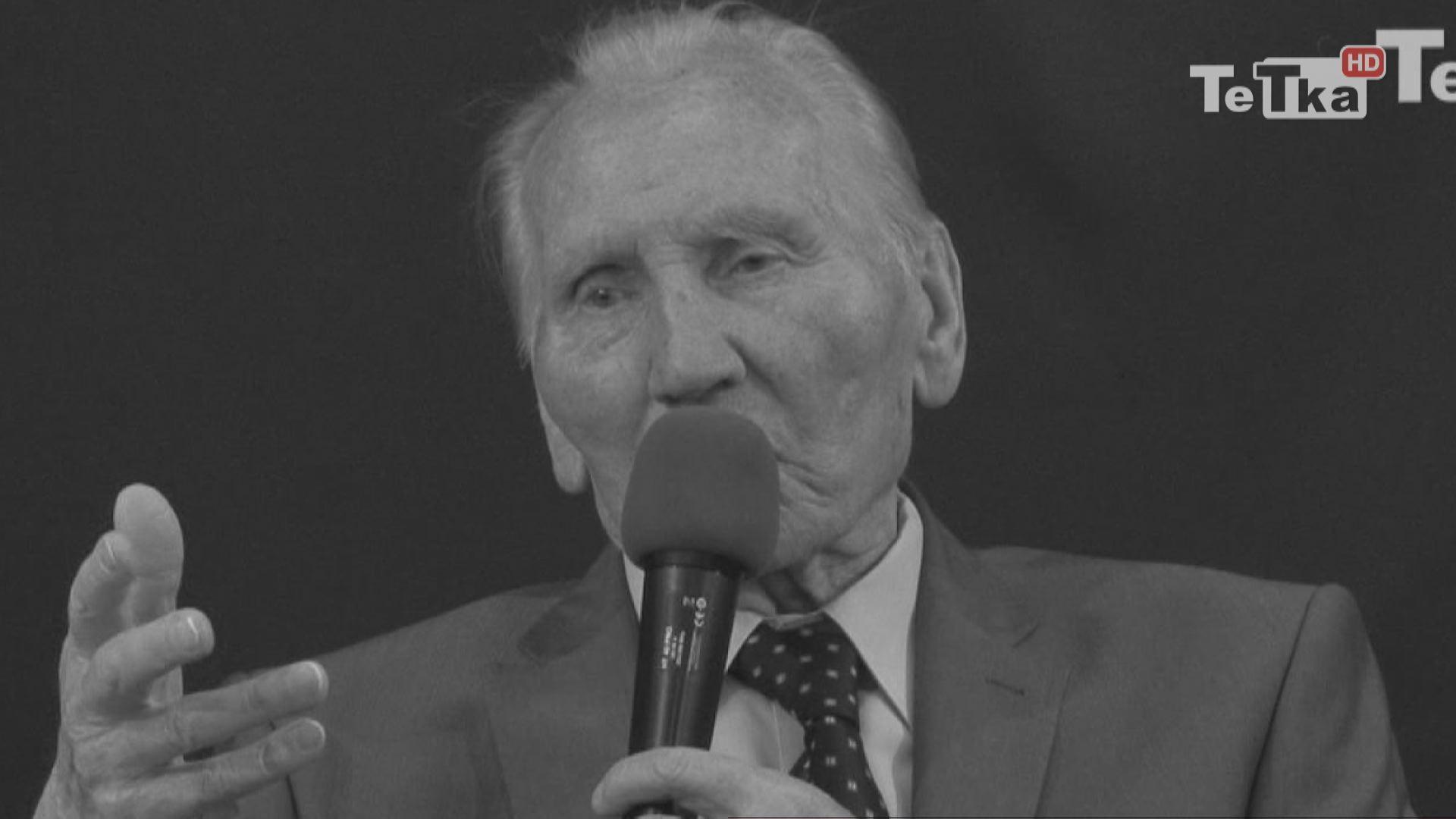 Zmarł Kazimierz Piechowski