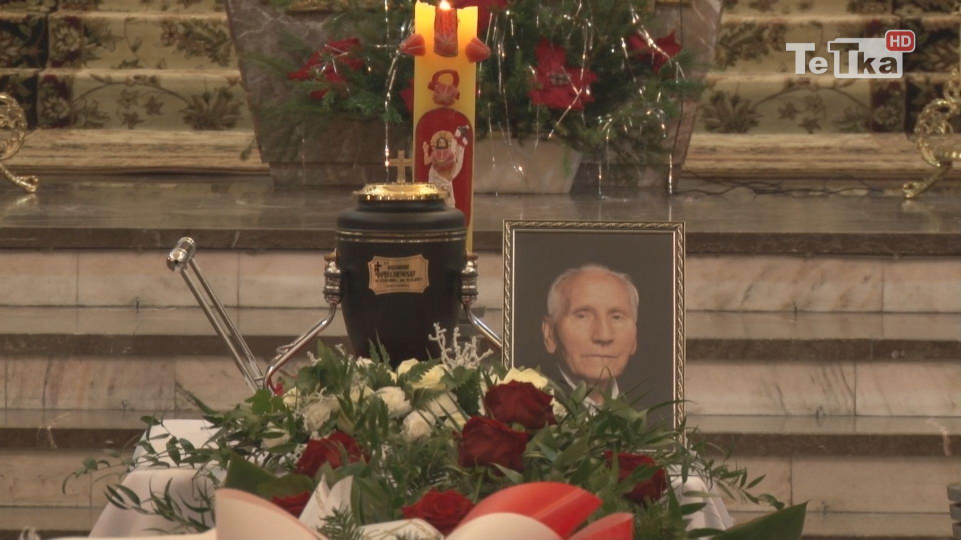 Pożegnaliśmy Kazimierza Piechowskiego