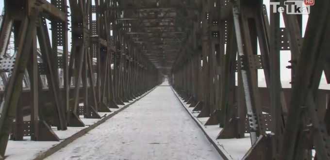 przebudowa mostu