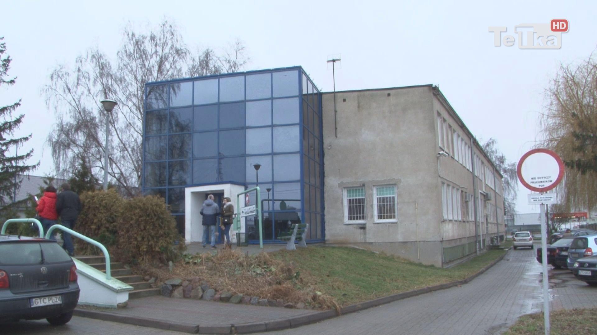 Budynek Powiatowego Urzedu Pracy w Tczewie zostanie poddany termomodernizacji