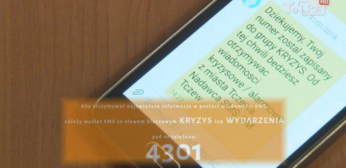 SMS-owy system