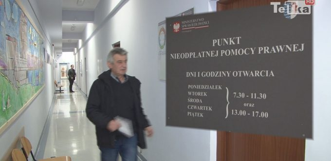 Od kilku roku mieszkańcy powiatu tczewskiego mogą korzystać z bezpłatnej pomocy prawnej