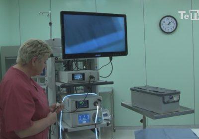 Szpital otrzymał laparoskop za 250 tysięcy złotych