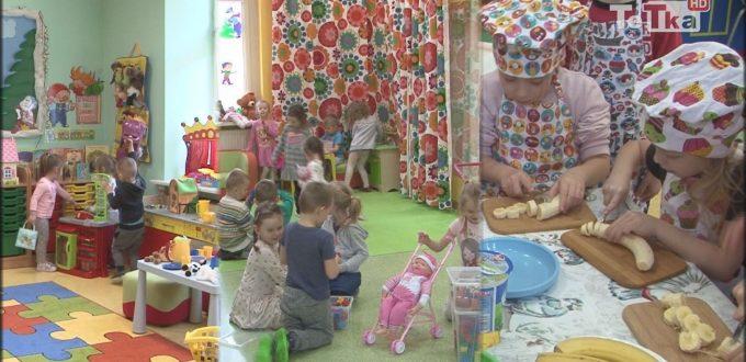 - trwa nabór dzieci do trzech niepublicznych przedszkoli