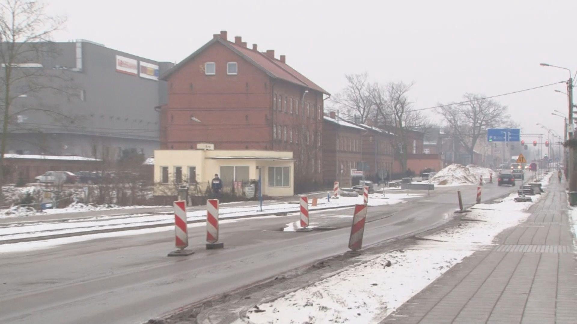 problemy z Gdańską