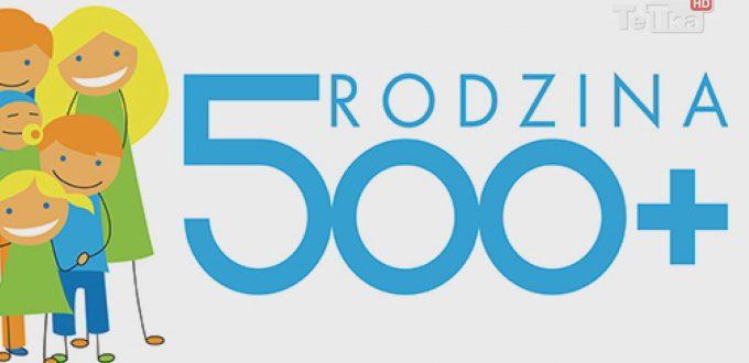Dwa lata programu 500+