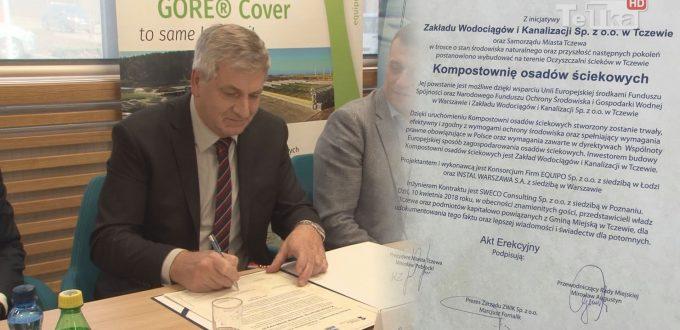 Zakład Wodociągów i Kanalizacji realizuje inwestycję o wartości bliskiej dwudziestu pięciu milionów złotych