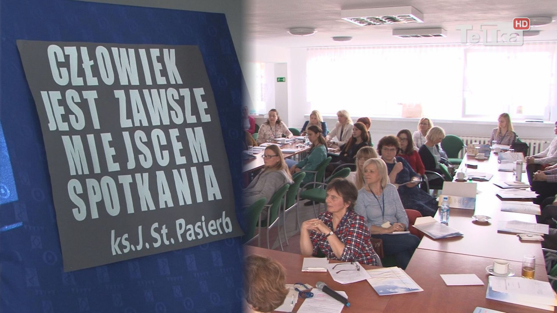 o nauczaniu języka polskiego mówiono między innymi podczas konferencji glottodydaktycznej